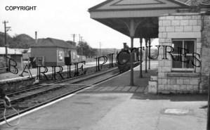 Corfe Castle, Station 1958