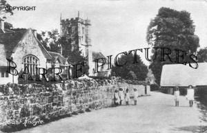East Knoyle, Village c1910