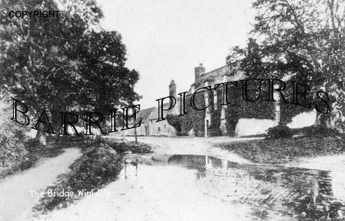 Winfrith, The Bridge c1920