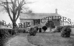Marnhull, Church Farm 1918