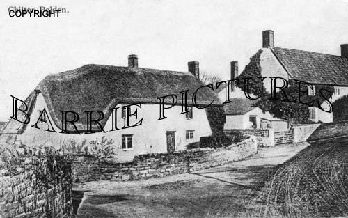 Chilton Polden, Village c1910