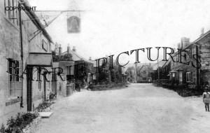 Wylye, Village 1921