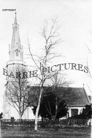 Zeals, Church c1910