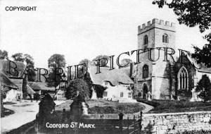 Codford St Mary, Church 1917
