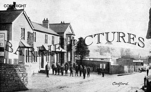Codford, Village 1917