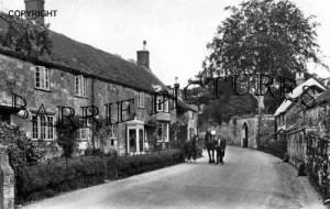 East Knoyle, Village c1945