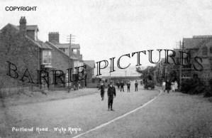 Wyke Regis, Portland Road c1910