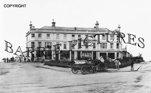 Bournemouth, Lansdown Crescent 1870