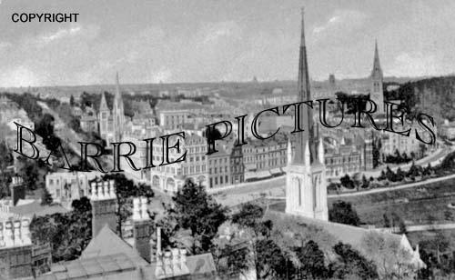 Bournemouth, City Centre 1900