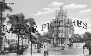 Bournemouth, Lansdowne 1907