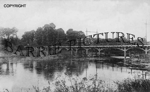 Tuckton, Tuckton Bridge c1904