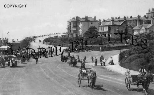 Bournemouth, Pier Approach 1907