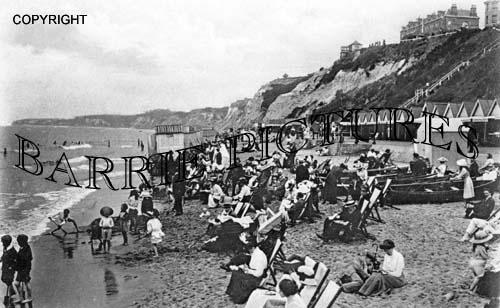 Bournemouth, Westcliff c1910