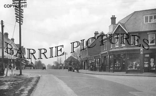 Ferndown, Crossroad 1935