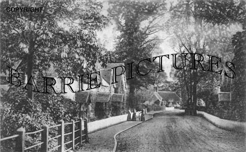 Canford Cliffs, Village 1904
