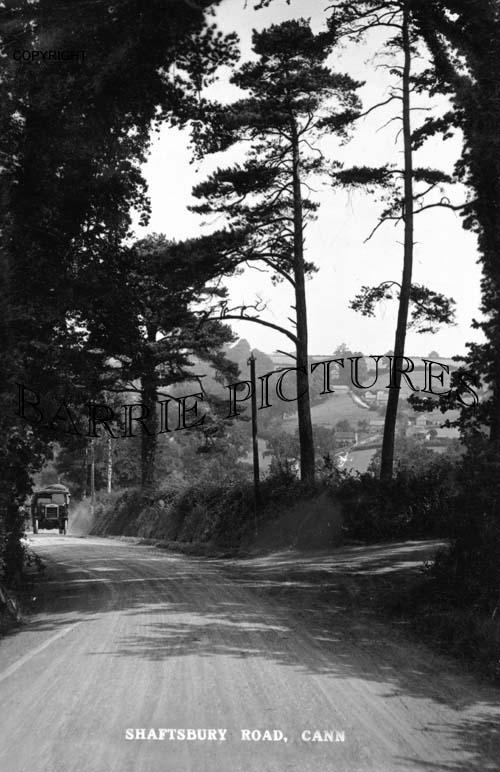 Cann, Shaftesbury Road c1925