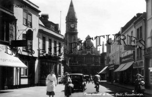 Trowbridge, Fore Street c1960