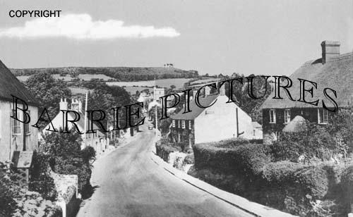 Chideock, c1945