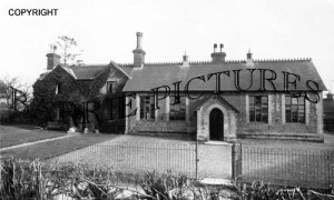 Winterslow, The School c1910