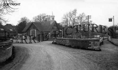 Cholderton, Village c1940