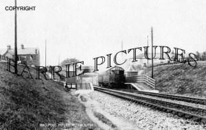 Radipole, Station c1900