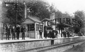 Rodwell, Station c1900