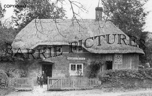 Swallowcliffe, Post Office c1900