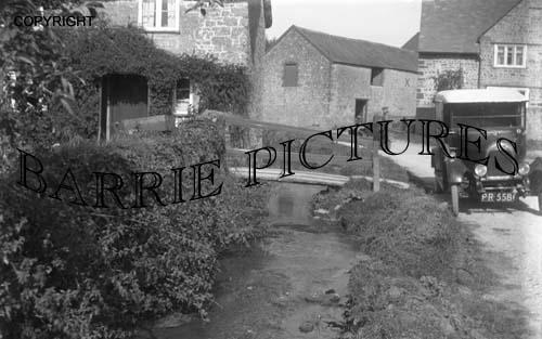 Oborne, Village c1910