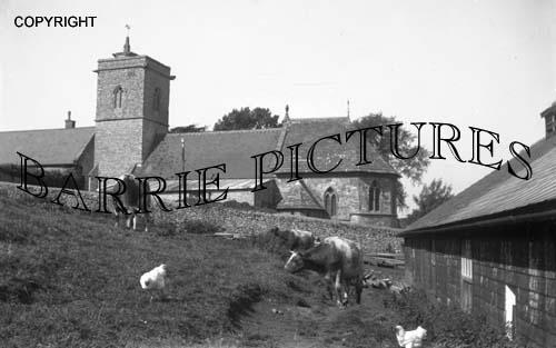 Poyntington, Church c1910