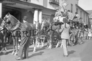 Shaftesbury, Grosvenor Hotel c1950