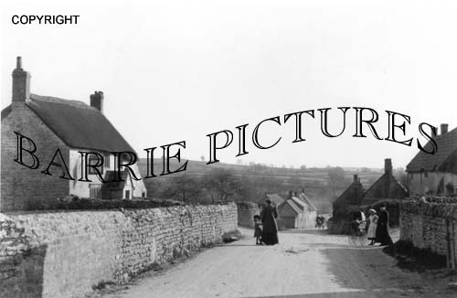 Mosterton, Village c1900