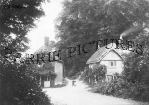 Amesbury, Tollhouse, Stonehenge Road 1905