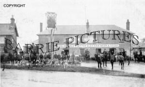 Lytchett Minster, St Peters Finger Inn c1905