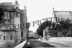 Maiden Newton, Village c1910