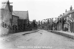 Abbotsbury, Rodden Row c1905