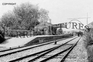 Portesham, Station c1900