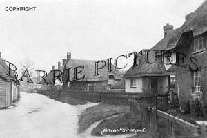 Briantspuddle, Village c1920