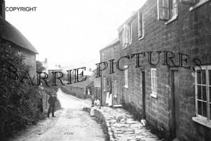 Eype, Village c1890