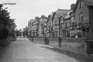 Bridport, Victoria Grove c1900
