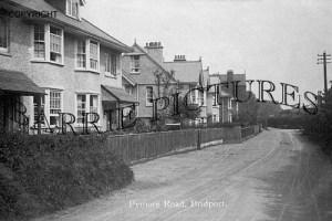Bridport, Pymore Road c1920