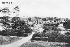 Broadwinsor, Village c1900