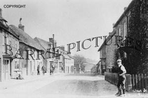 Bere Regis, West Street c1915