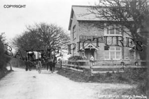 Bovington, Camp House c1900