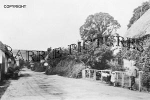 Winterborne Stickland, West Street c1945