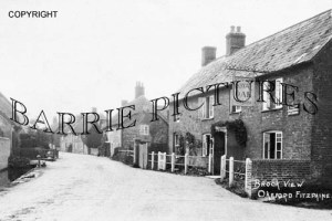 Okeford Fitzpaine, Brook View c1920