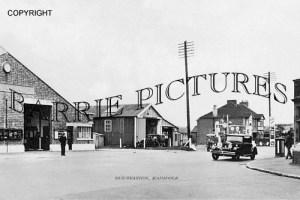Radipole, Bus Station c1945