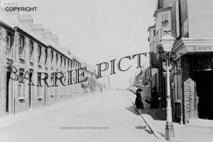 Wyke Regis, Galway Road c1910