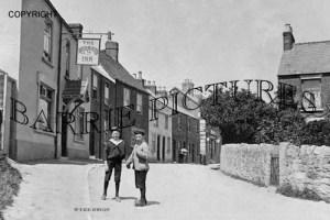 Wyke Regis, The Mermaid Inn c1910