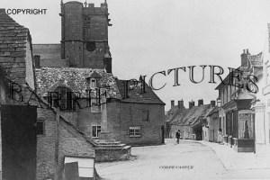 Corfe Castle, Village c1920