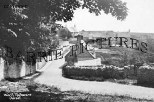 Worth Matravers, Village c1930